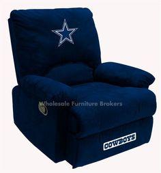 Dallas Cowboys Chair!