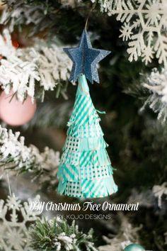 DIY Ornaments | @Mindy Burton CREATIVE JUICE