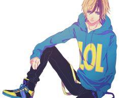 Anime Render | Carol by ~LadyPirouette on deviantART #anime #illustration