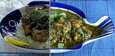Turmeric and Saffron: Ghalieh Mahi - Southern Iranian Spicy Fish & Herb Stew
