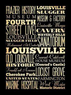 Louisville, Kentucky ♥