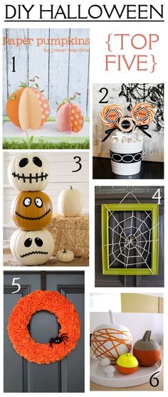 Halloween DIY Decor :: YummyMummyClub.ca