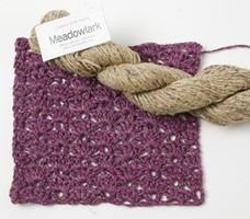 Meadowlark by Classic Elite Yarns - a yarn review from your friends at Love of Crochet magazine