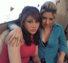 Two Hot Lebanese Beauties