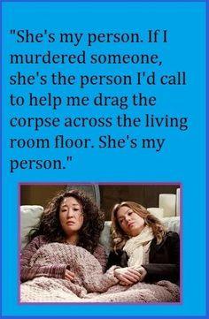 Tv defines so much like friendship