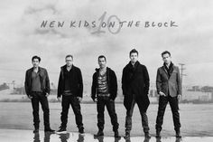 New-Kids-on-the-Block joining forces with Boyz II Men & 98 Degrees!