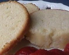 "Gluten Free Pound Cake:  Its texture is tight yet light and moist with a delightful flavor that delivers a hint of vanilla. Slice and top with fresh berries or dairy-free ice cream or enjoy it plain with your last ""cuppa"" the day. Vary the flavor by replacing the vanilla extract with an equal amount of gluten-free coconut, strawberry or cherry extract. This recipe can be made dairy-free and egg-free with excellent results."