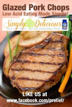 Looking for a hearty dinner idea? Bev Laumann shares a bladder friendly recipe for Boston Glazed Pork Chops that celebrates the Fall season! Pair it with butternut squash soup, glazed carrots and roasted potatoes for a lovely dinner! Don't forget the pumpkin pie for dessert!