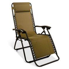Found it at Wayfair - Infinity Zero Gravity Chair