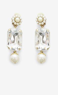 vintage Dolce & Gabbana earrings
