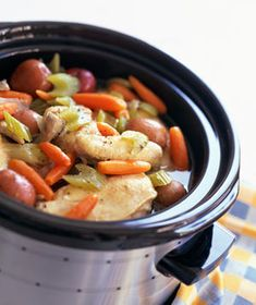 Slow cooker use tips