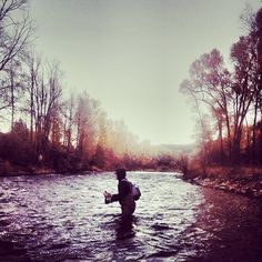 Flyfishing for Trout?
