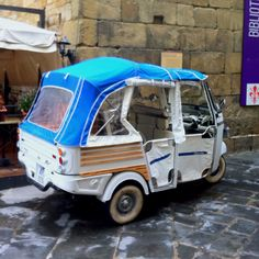Piaggio in Florence