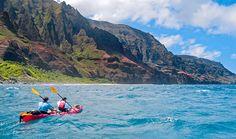 Active Kauai Weekend Adventure