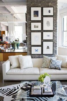 Gallery Wall Idea charisma design
