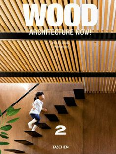 """Wood Architecture NOW! Vol. 2 explores a seemingly uncommon building material of the #contemporary age: #wood. Described as a """"living material,"""" this collection displays all that wood can do, thanks to computer-driven design and modern techniques."""