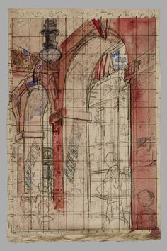 Walter Richard Sickert 'Café Suisse, Dieppe' 1914
