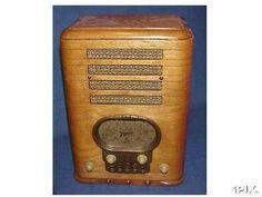 Zenith 1937 5S327 Tombstone Radio