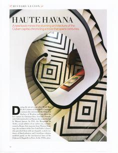 amazing spiral staircase + floor!