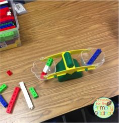 Prepping for the Primary Gridiron: how using a balance can help your students visualize balancing equations