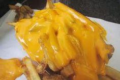 Weiner's Circle, Chicago, IL  Cheddar fries