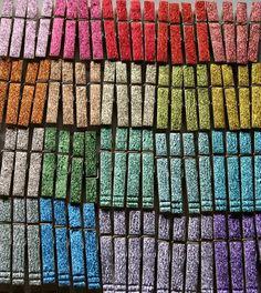 glittered clothespins glitter clothespin, glitter kind