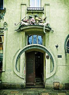 The Frog House  in Bielsko-Biala