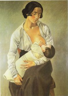Breastfeeding :)
