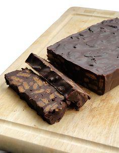 Chocolate Terrine