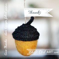 ctrl art, fall decor, door hanger, diy art, creativ fall, fall craft, linki parti, acorn crafts, banners