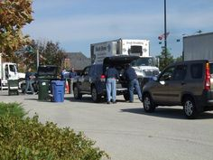 DAY 29: Visit one of our shredding events to properly dispose of sensitive documents.