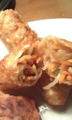 Egg roll recipe ideas- some good ones!