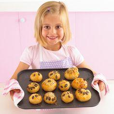 Easy Cheesy Bread Rolls - Kid Friendly