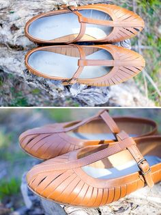 Birdwood sandal by Wooten, an Australian-based bespoke shoe maker. Can't tell from their website what the general price range is even, but love this design--an alternative to ballet flats that I think would actually stay on my feet but aren't really just standard Mary-Janes.