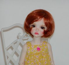 Iplehouse KID Lonnie, my newest model!  by Sweet Creations Doll Fashions, via Flickr