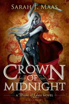 ARC Review: Crown of Midnight (Throne of Glass #2) by Sarah J. Maas – AH-MAY-ZING!