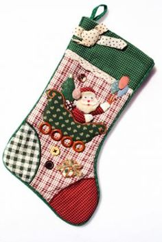 knitting and crocheting stocking patterns