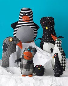 Make Stuffed Animals from the Kids' Drawings and Bring Them to Life by Martha Stewart: Terrific! #Plushies #Kids #Drawings #Martha_Stewart