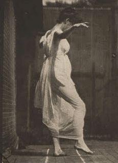 stellar-raven:  Woman Dancing (Fancy) from Animal Locomotion (1887) by Eadweard Muybridge.