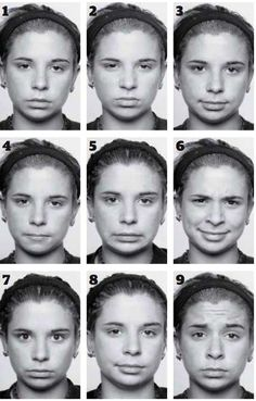 slight facial expression changes.  Teach this for a more advanced lesson in understanding body language. - repinned by @PediaStaff – Please Visit  ht.ly/63sNt for all our ped therapy, school & special ed pins
