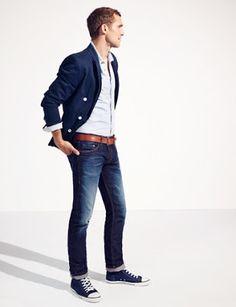 men Smart casual - o dress code ideal para as festas de natal!