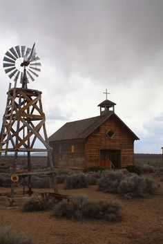 The Old West by Thundercatt99, via Flickr