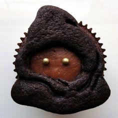 jawa cookie cupcakes