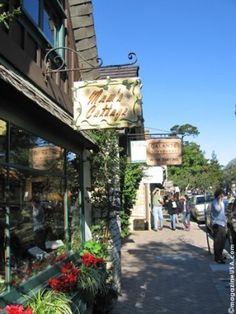 Picture post card perfect?: Carmel, California