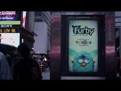 Furby llega a Times Square