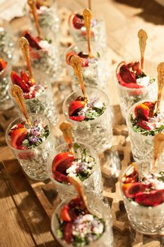 mini salad appetizers