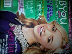 BYOU - A Review and Giveaway of a Great Magazine for Tweens! CAN 12/22