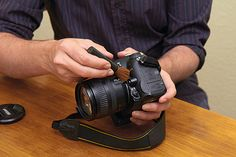 DSLR Tips: How to clean your camera like a pro