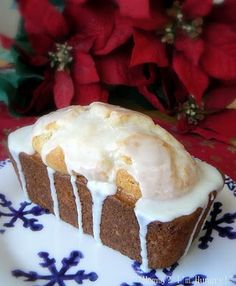 Holiday Eggnog Bread