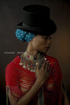 portrait by Amanda Demme